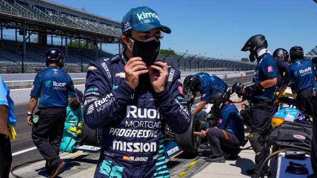 Alonso ceindra-t-il la Triple couronne?