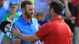 Dustin Johnson et Jon Rahm