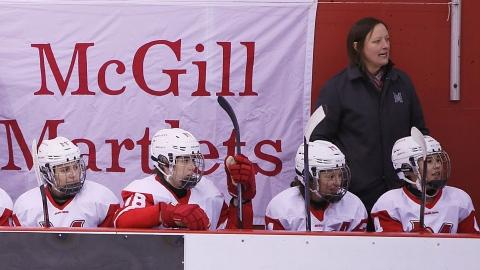 McGill : Alyssa Cecere dirigera les Martlets