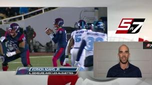 Sans contrat NFL, Adams retrouve le nid