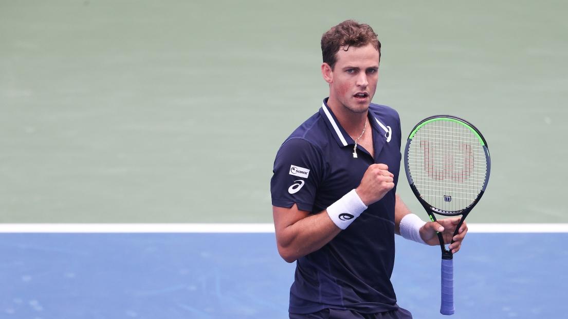 Vasek Pospisil passe au 4e tour pour la 1re fois — US Open