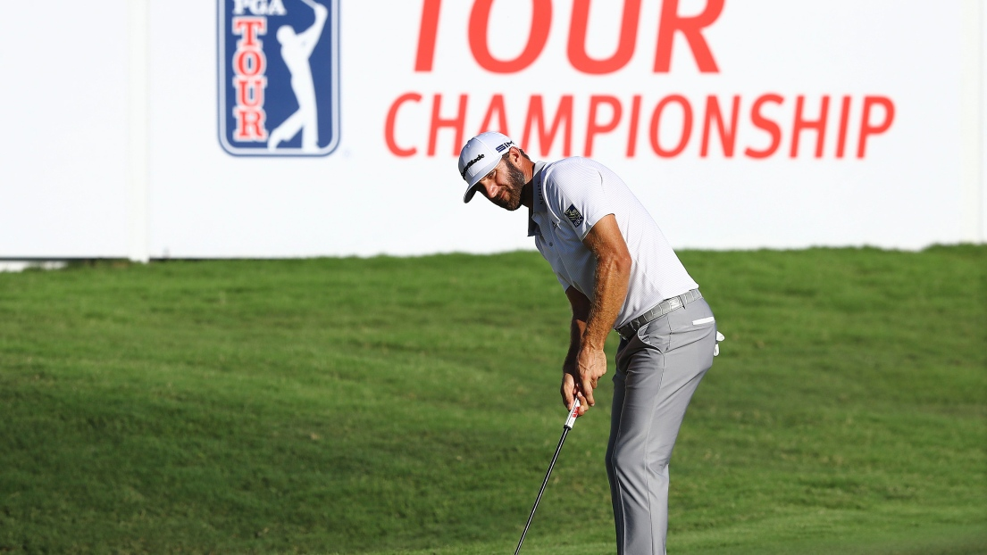 Dustin Johnson remporte le Championnat de la PGA