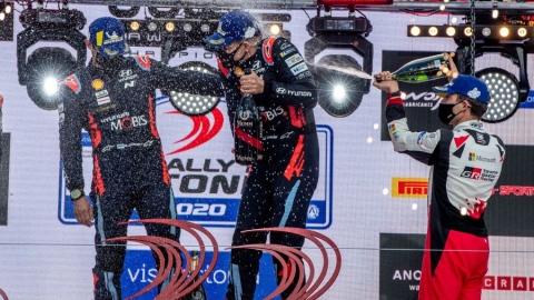 Ott Tänak remporte le Rallye d'Estonie