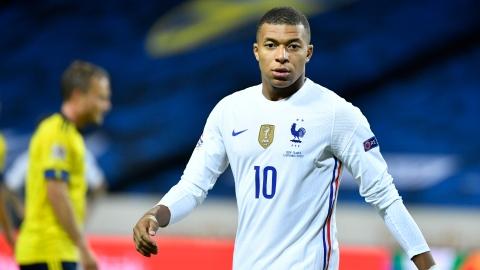Blessé, Mbappé quitte l'équipe de France