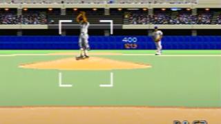 World Series Baseball (1993) - Sega Genesis