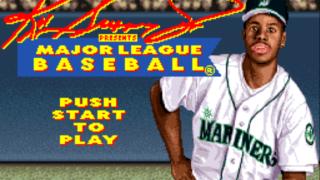 Ken Griffey Jr. Baseball