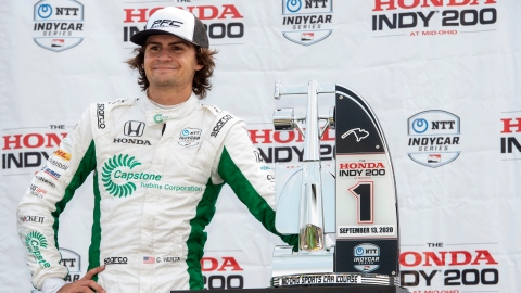 Andretti Autosport monopolise le podium