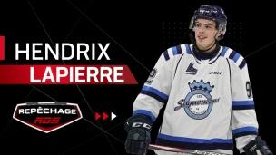 Capsule repêchage LNH : Hendrix Lapierre