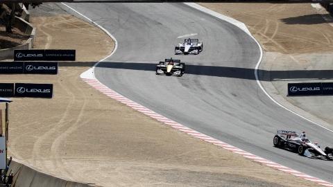 L'IndyCar fera un arrêt à Nashville