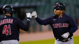 Indians 10 - Tigers 3