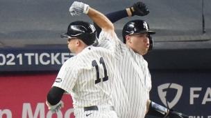 Blue Jays 7 - Yankees 10