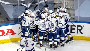 Lightning 2 - Islanders 1 (Prolongation)