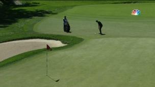 Le coup le plus malchanceux possible au golf...