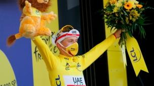 Pogacar remporte l'étape et le Tour de France!