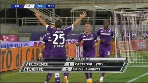 Florence 1 - Turin 0