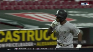 White Sox 5 - Reds 0