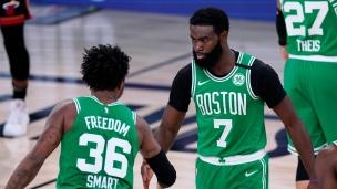 Celtics 117 - Heat 106