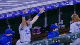 Dodgers 6 - Rockies 1