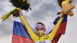 Pogacar remporte le Tour de France