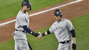 Yankees 12 - Blue Jays 1