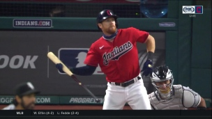 White Sox 2 - Indians 3