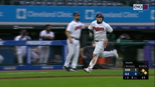 White Sox 4 - Indians 5