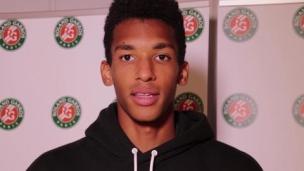Auger-Aliassime prêt pour Roland-Garros