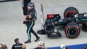 Hamilton partira premier en Russie