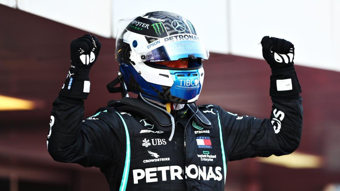 F1: les Mercedes dominent la dernière séance d'essais libres en Russie