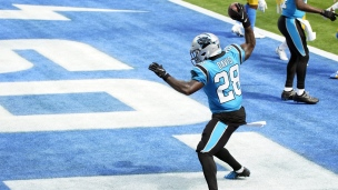 Panthers 21 - Chargers 16