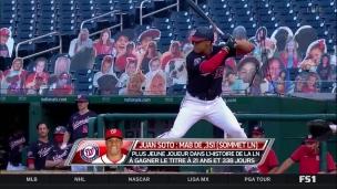 Retour sur les exploits individuels en MLB