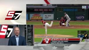 Séries MLB : les choix de Marc Griffin