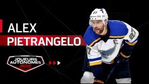Alex Pietrangelo, pilier à la ligne bleue