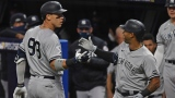 Aaron Judge et Aaron Hicks