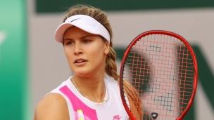 Bouchard au 3e tour à Roland-Garros