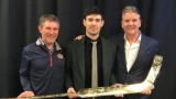 Jerry Price, Carey Price et Gerry Johannson
