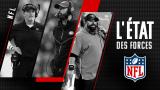 État des forces NFL 6 octobre 2020