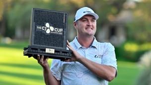 Une 1re victoire en PGA pour Kokrak