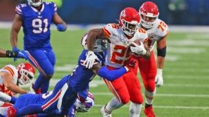 Chiefs 26 - Bills 17