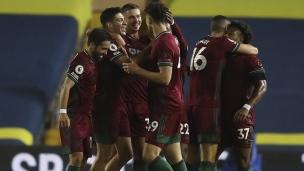 Leeds United 0 - Wolverhampton 1