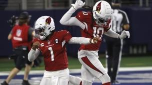 Cardinals 38 - Cowboys 10