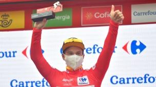 Vuelta : Roglic gagne la 1re étape