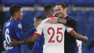 Chelsea 0 - Séville 0