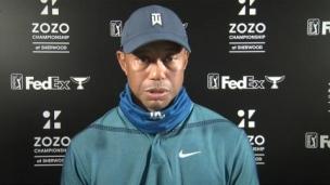 Tiger en quête d'un 2e titre au Championnat Zozo