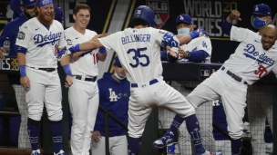 Série mondiale : Rays 3 - Dodgers 8