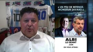 Serge Savard de la retenue ou du franc-parler?