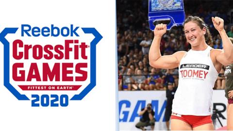 Les Jeux CrossFit 2020 en direct sur le RDS.ca !