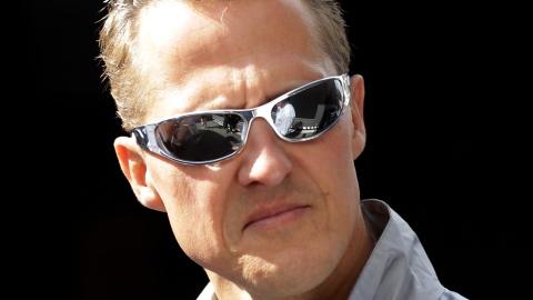 Schumacher poursuit sa rééducation en Suisse
