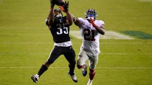 Giants 21 - Eagles 22