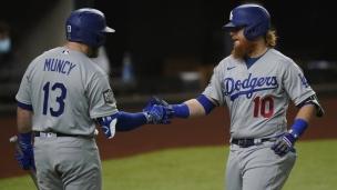 Série mondiale : Dodgers 6 - Rays 2